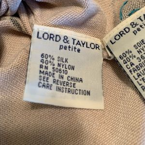 Lord & Taylor Sweaters - Lord & Taylor Petite sweater, 2